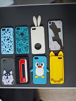 Отдается в дар Чехлы для iPhone 5/5s и iPhone7