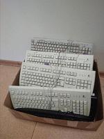 Отдается в дар Клавиатура — много