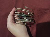 Заколки, серьги, браслеты