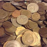 Отдается в дар Монеты 3 копейки СССР