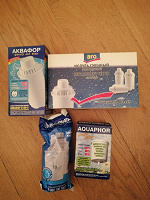 Отдается в дар Старые-новые фильтры для воды
