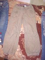 Отдается в дар Штаны, джинсы для девочки