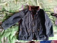 Отдается в дар Куртка легкая на весну 128 рост