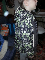 Отдается в дар Зимняя куртка для мальчика Kerry