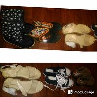 Отдается в дар 5 пар различной обуви