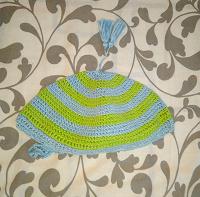 Отдается в дар Детская шапочка.
