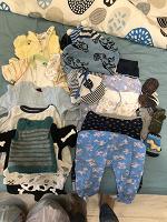 Отдается в дар комплект одежды на мальчика