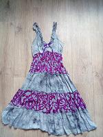 Отдается в дар Летнее платье 38-40