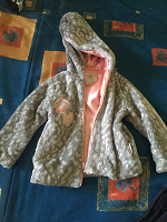 Отдается в дар Курточка девочке