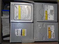 Отдается в дар CD/DVD-приводы б/у в ассортименте (2)
