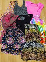 Отдается в дар 2 пакета одежды