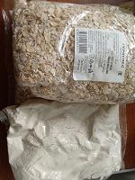 Отдается в дар Геркулес+смесь для приготовления имбирного печенья.