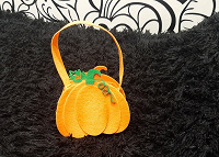 Отдается в дар Декоративная сумочка-тыква