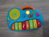 Отдается в дар Игрушка музыкальная.