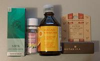 Отдается в дар Эфирные масла, фиксатор ароматов (набором)