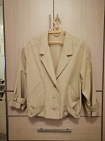 Отдается в дар Куртка-жакет женский