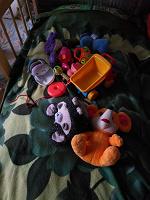 Отдается в дар Пакет с игрушками