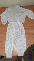Отдается в дар Детские пижамы р 86-92