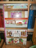 Отдается в дар Книга-дом, девочке от 5 лет