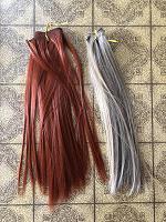 Отдается в дар Волосы трессы искусственные для кукол