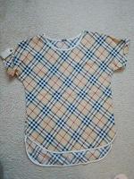Отдается в дар блузка в стиле Баррберри