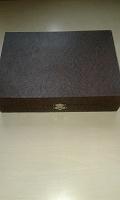 Отдается в дар Коробка для столовых приборов советская
