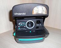 Отдается в дар Фотоаппарат «Polaroid».