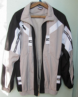 Отдается в дар Куртка-ветровка 52 р.