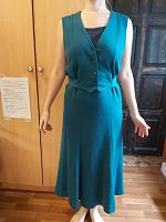 Отдается в дар Платье сарафан теплый