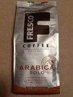Отдается в дар Кофе Fresco Arabika Solo