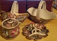 Отдается в дар Фарфоровые вазочки