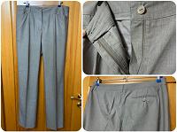 Отдается в дар Женские брюки. 2 шт. Размер 48-50