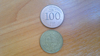 Отдается в дар Монеты Ливана