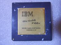 Отдается в дар Процессор под Socket7 IBM (CYRIX) 6x86 P166+