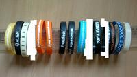 Отдается в дар браслеты силиконовые