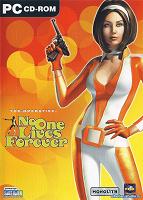 Отдается в дар Компьютерная игра No One Lives Forever на 2-х CD