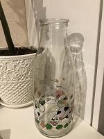 Отдается в дар Бутылка ваза