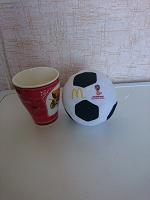 Отдается в дар Мяч с чемпионата мира по футболу 2018 г