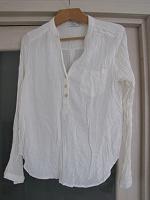 Отдается в дар блузка женская белая