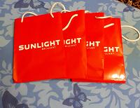 Отдается в дар Пакетики Sunlight