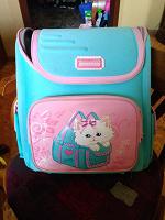 Отдается в дар Ранец, портфель для девочки.