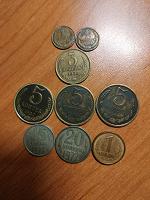Отдается в дар Монеты СССР — погодовка