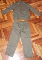 Отдается в дар Спецодежда брюки+куртка большой размер
