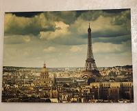 Отдается в дар Картина «Париж»