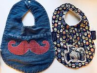 Отдается в дар Модные слюнявчики