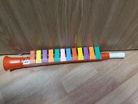 Отдается в дар Музыкальный инструмент игрушка