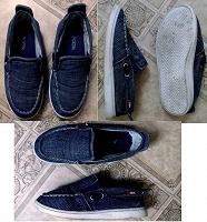 Отдается в дар Обувь детская, слипоны, 34 р-р