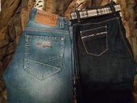 Отдается в дар 2 пары джинсов