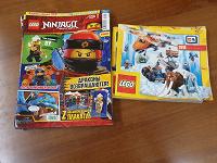 Отдается в дар Журналы и каталоги Lego