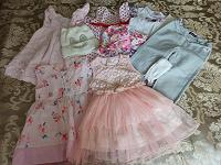 Отдается в дар Вещи для девочки 1,5-3 лет